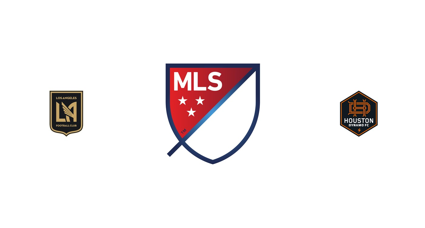 Los Angeles FC vs Houston Dynamo