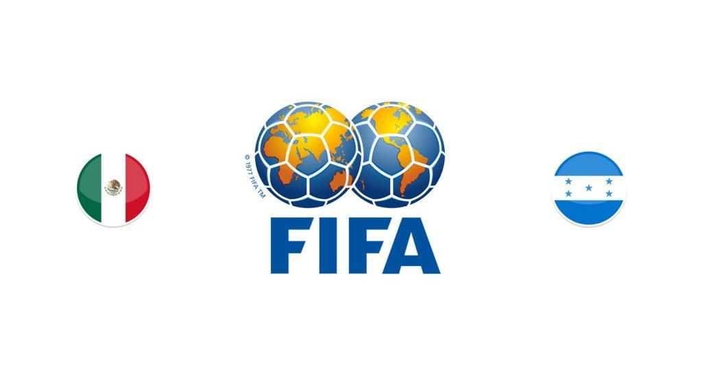México vs Honduras Previa, Predicciones y Pronóstico 13/06/2021