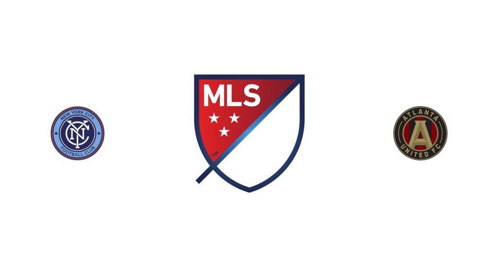 New York City vs Atlanta United Previa, Predicciones y Pronóstico
