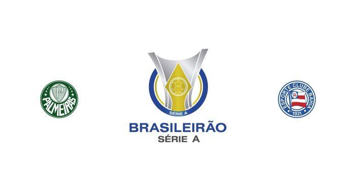 Palmeiras vs Bahía Previa, Predicciones y Pronóstico