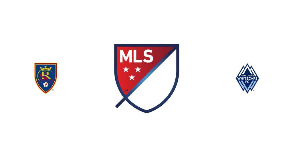 Real Salt Lake City vs Vancouver Whitecaps Previa, Predicciones y Pronóstico