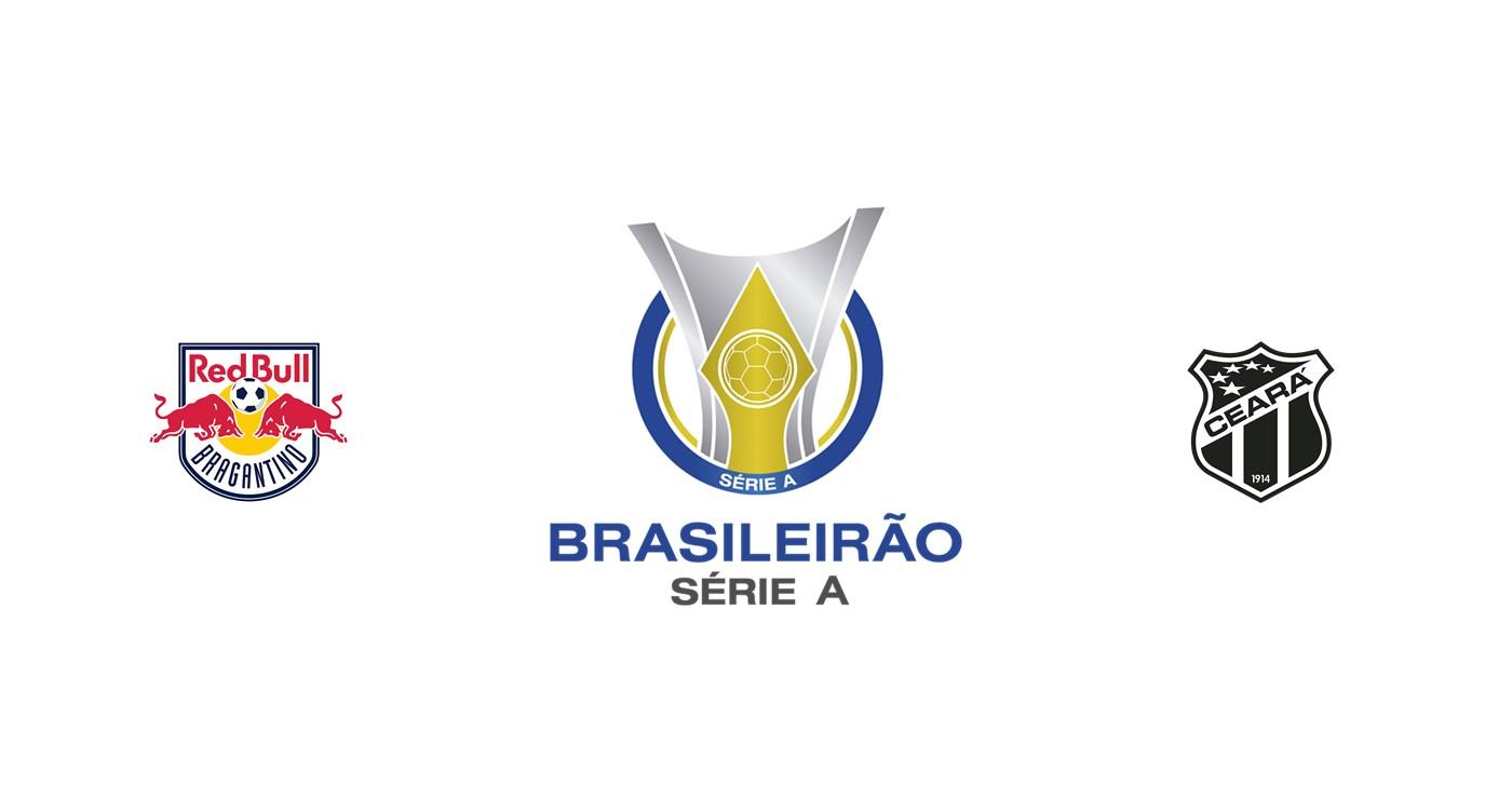 Red Bull Bragantino vs Ceara