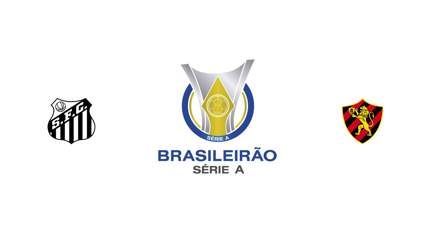 Santos vs Sport Recife