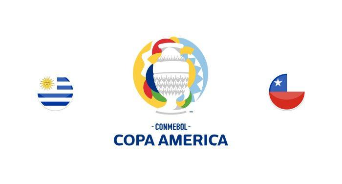 Uruguay vs Chile Previa, Predicciones y Pronóstico