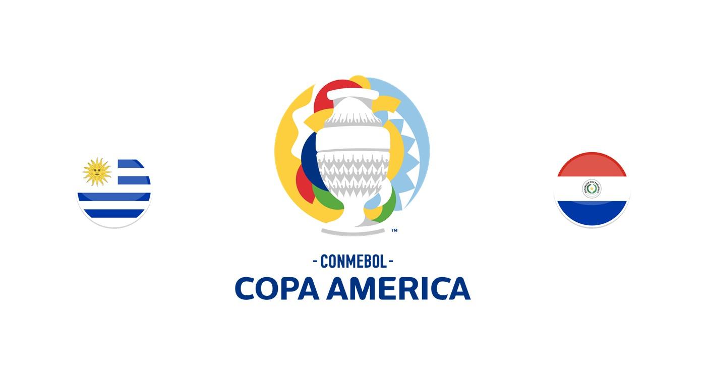 Uruguay vs Paraguay Previa, Predicciones y Pronóstico