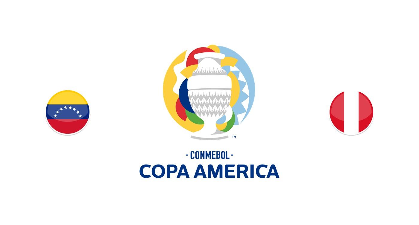 Venezuela vs Perú Previa, Predicciones y Pronóstico