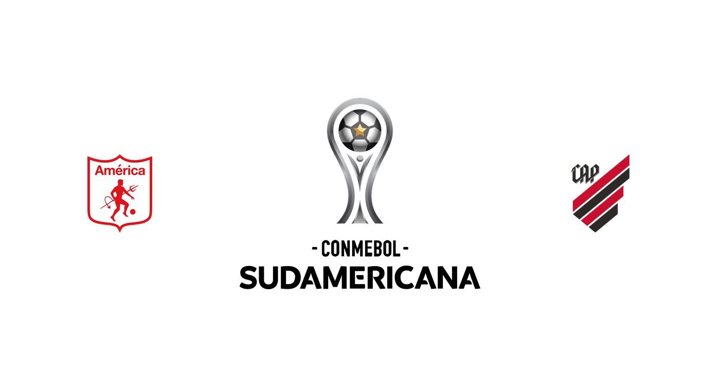 América de Cali vs Athletico Paranaense