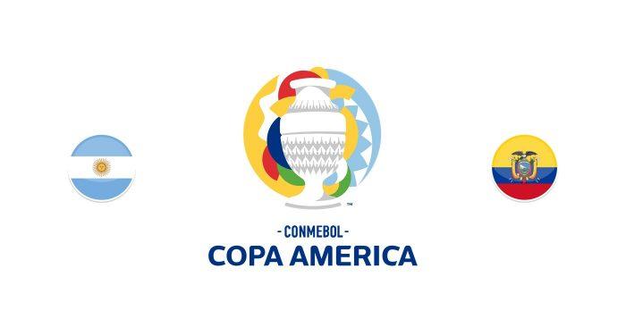 Argentina vs Ecuador Previa, Predicciones y Pronóstico
