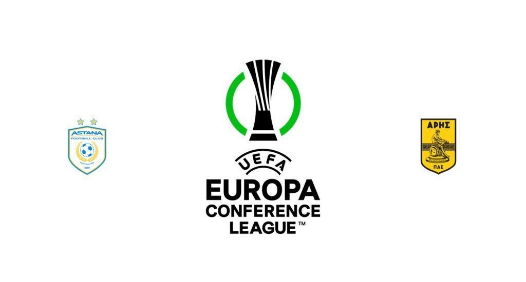 Astana FC vs Aris FC Previa, Predicciones y Pronóstico