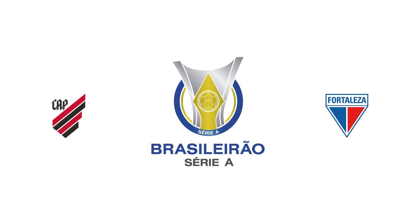 Athletico Paranaense vs Fortaleza