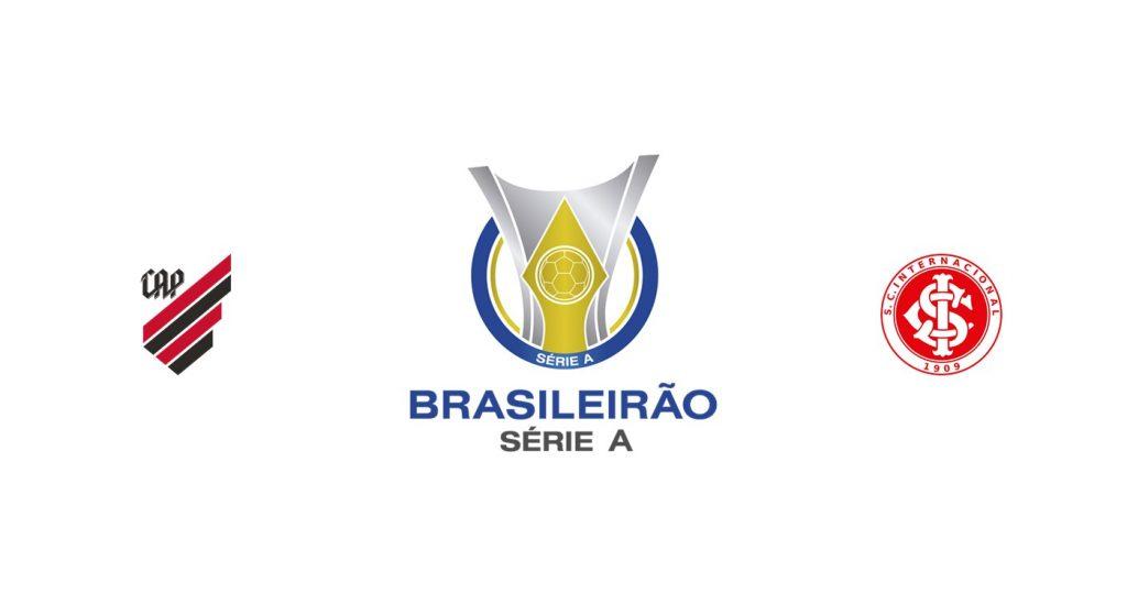 Athletico Paranaense vs Internacional Previa, Predicciones y Pronóstico