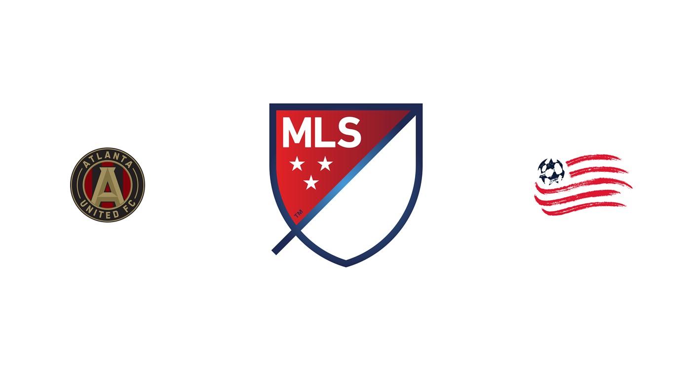 Atlanta United vs New England Revolution