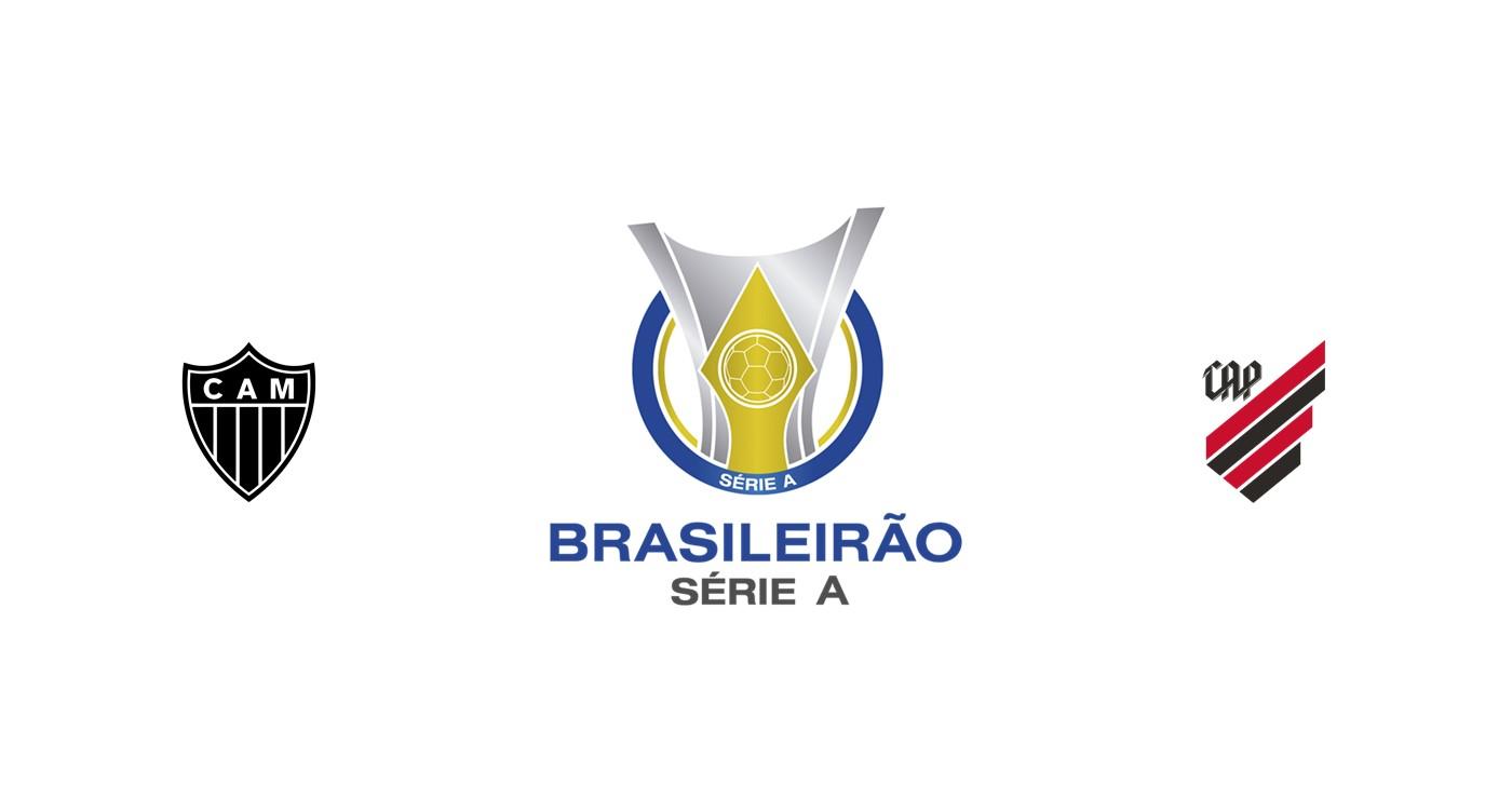 Atletico Mineiro vs Athletico Paranaense
