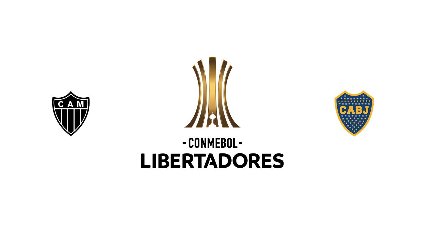 Atletico Mineiro vs Boca Juniors