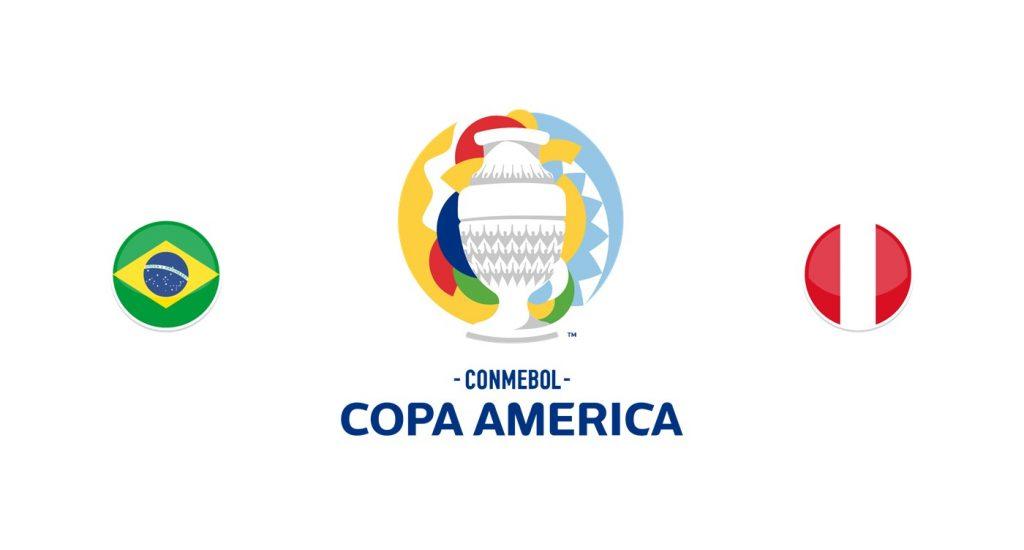Brasil vs Perú Previa, Predicciones y Pronóstico 6/06/2021