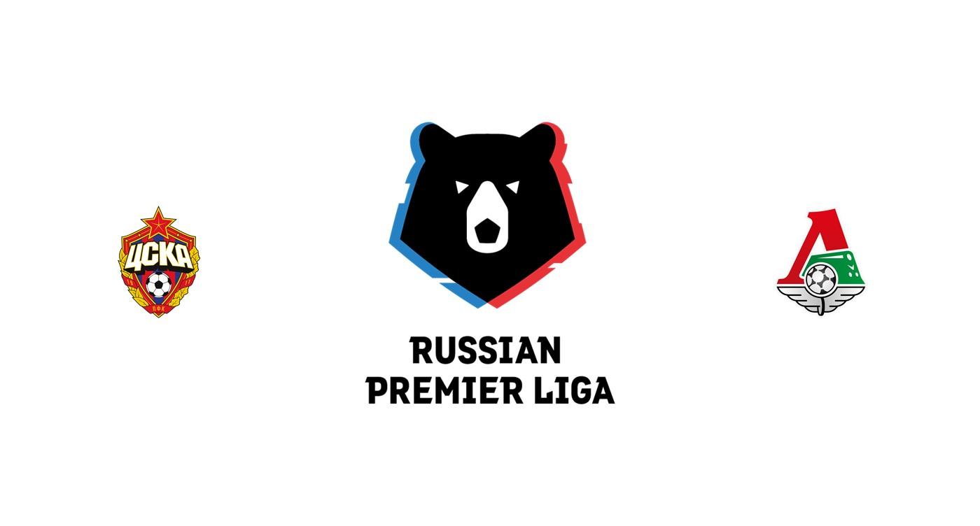 CSKA Moscú vs Lokomotiv Moscú