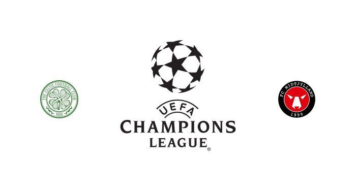 Celtic vs Midtjylland Previa, Predicciones y Pronóstico