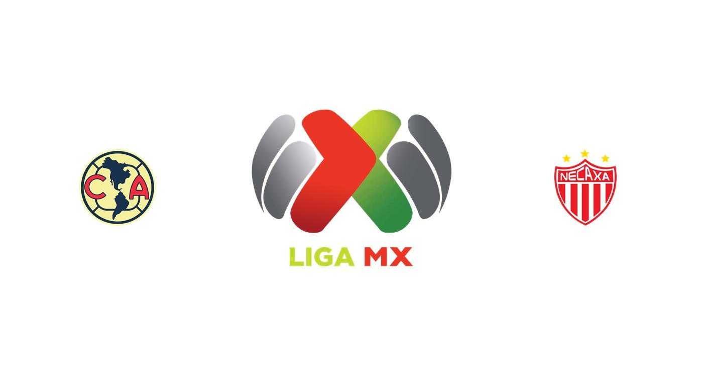 Club América vs Necaxa
