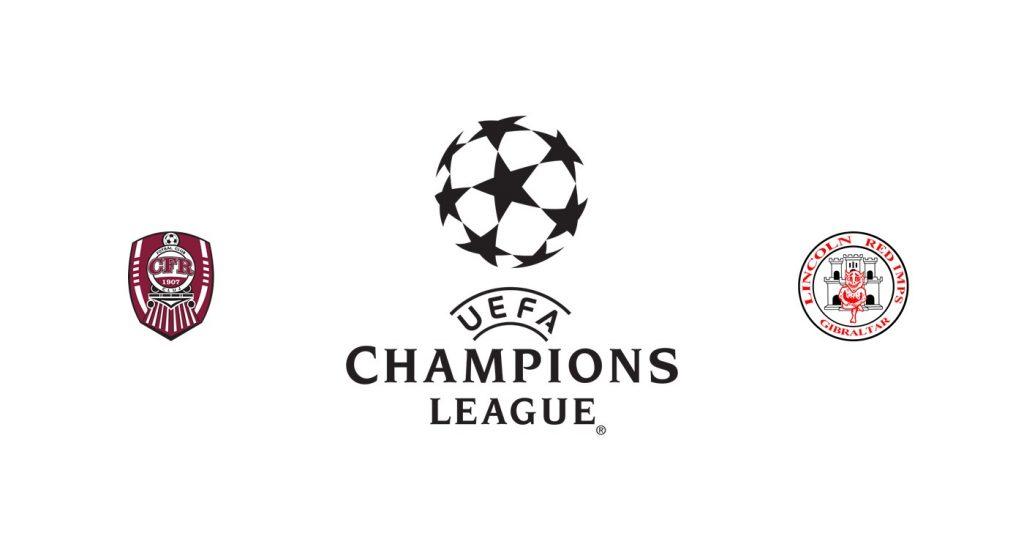 Cluj vs Lincoln Previa, Predicciones y Pronóstico