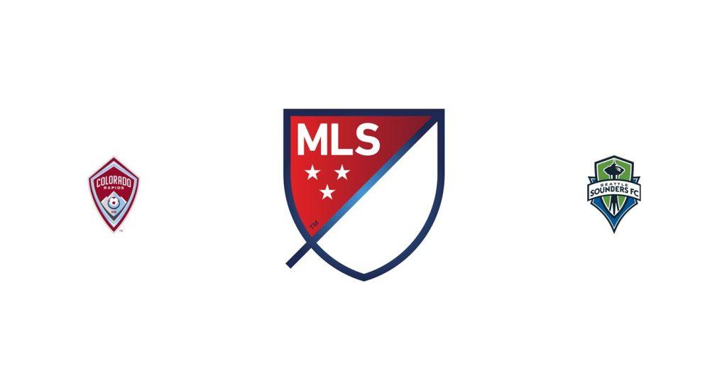 Colorado Rapids vs Seattle Sounders Previa, Predicciones y Pronóstico