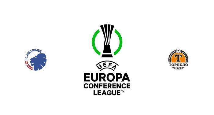 Copenhague vs Torpedo Zhodino Previa, Predicciones y Pronóstico