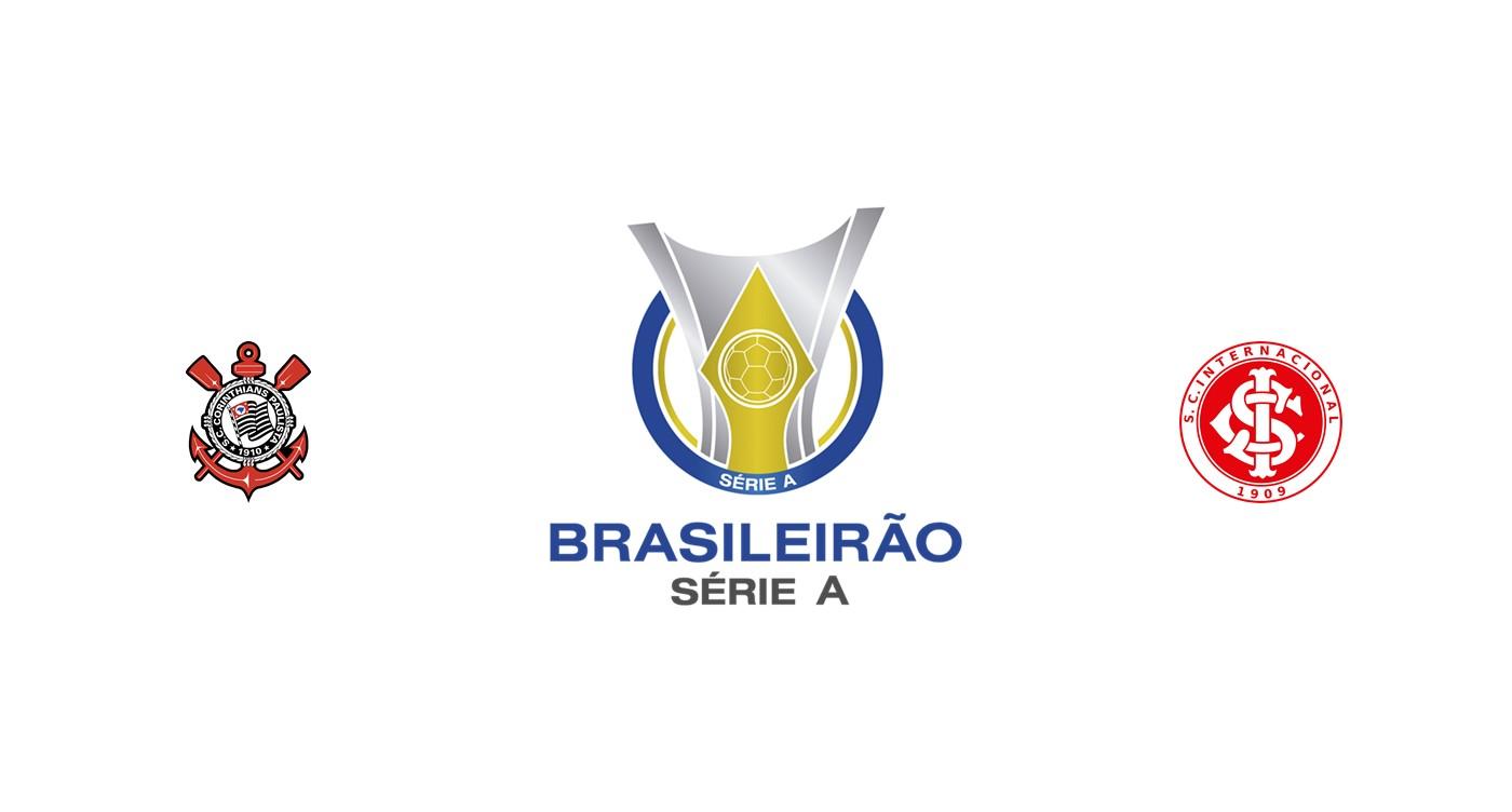 Corinthians vs Internacional