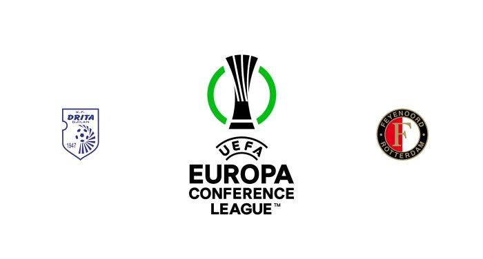 FC Drita vs Feyenoord Previa, Predicciones y Pronóstico