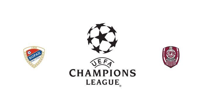 FK Borac vs CFR Cluj Previa, Predicciones y Pronóstico
