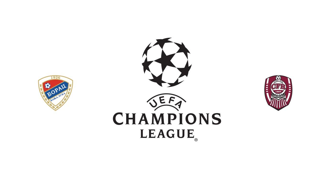 FK Borac vs CFR Cluj