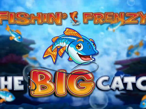 Tragaperras online Fishin' Frenzy: The Big Catch - Guía completa