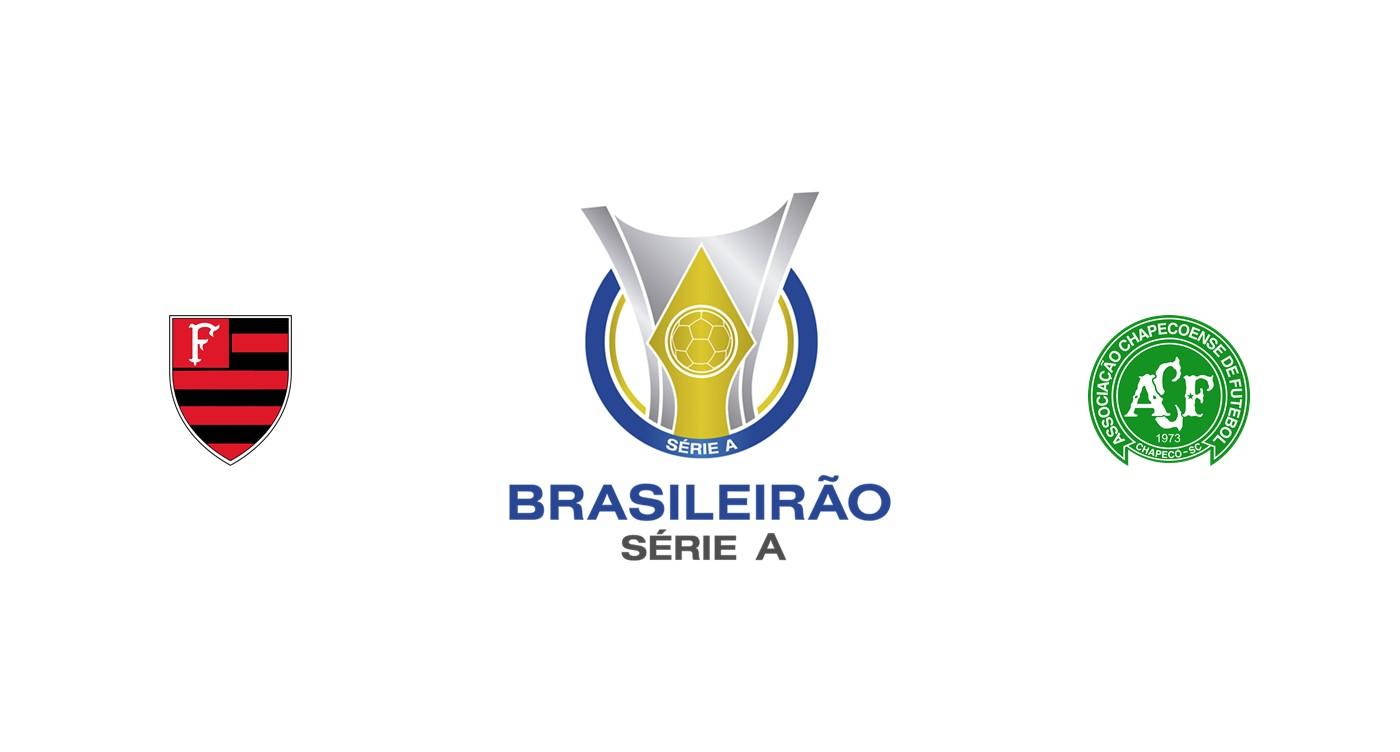 Flamengo vs Chapecoense