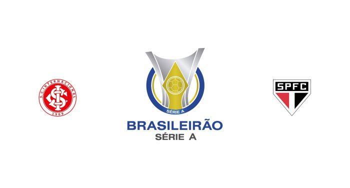 Internacional vs Sao Paulo Previa, Predicciones y Pronóstico