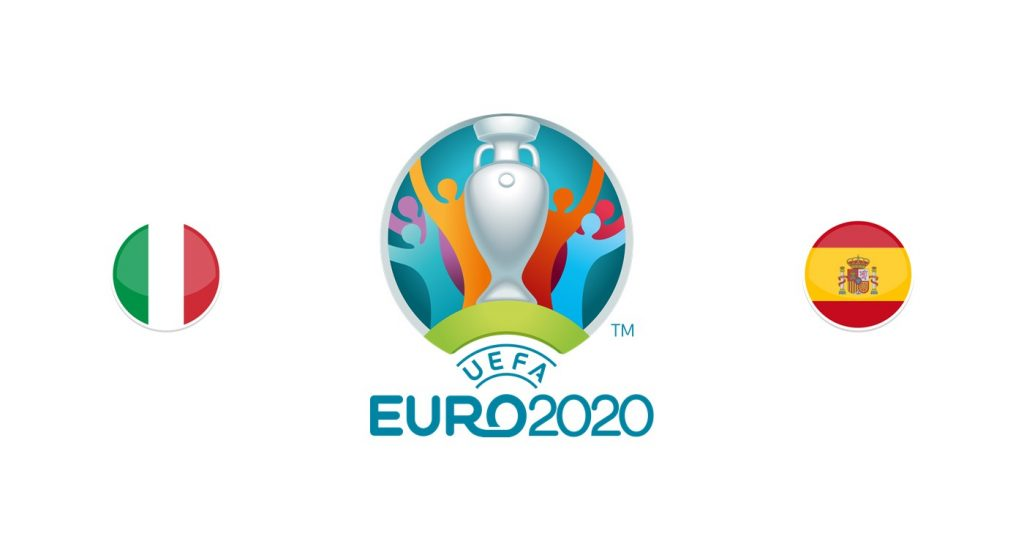 Italia vs España Previa, Predicciones y Pronóstico 03/07/2021