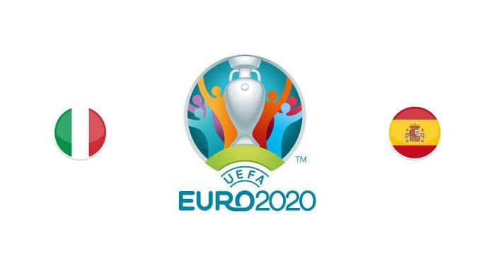 Italia vs España Previa, Predicciones y Pronóstico