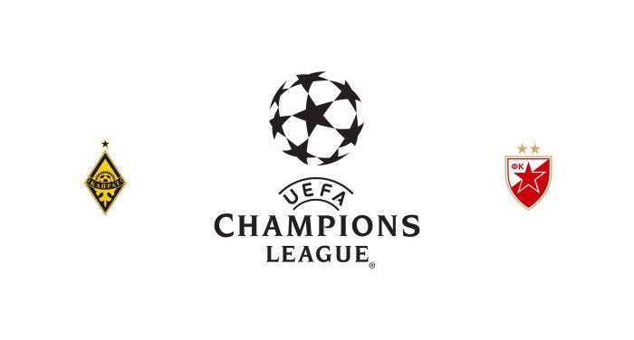 Kairat Almaty vs Estrella Roja Previa, Predicciones y Pronóstico