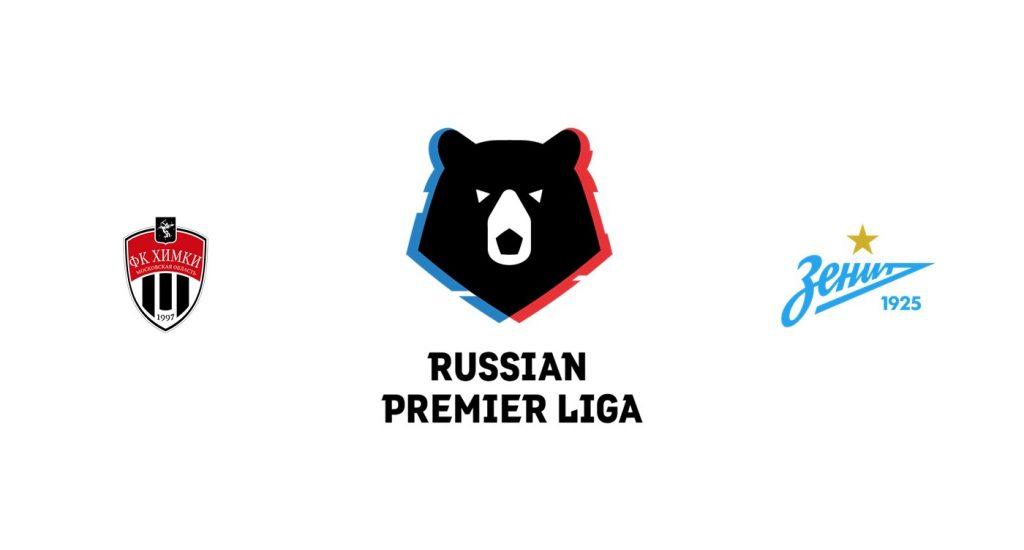 Khimki FC vs Zenit Previa, Predicciones y Pronóstico