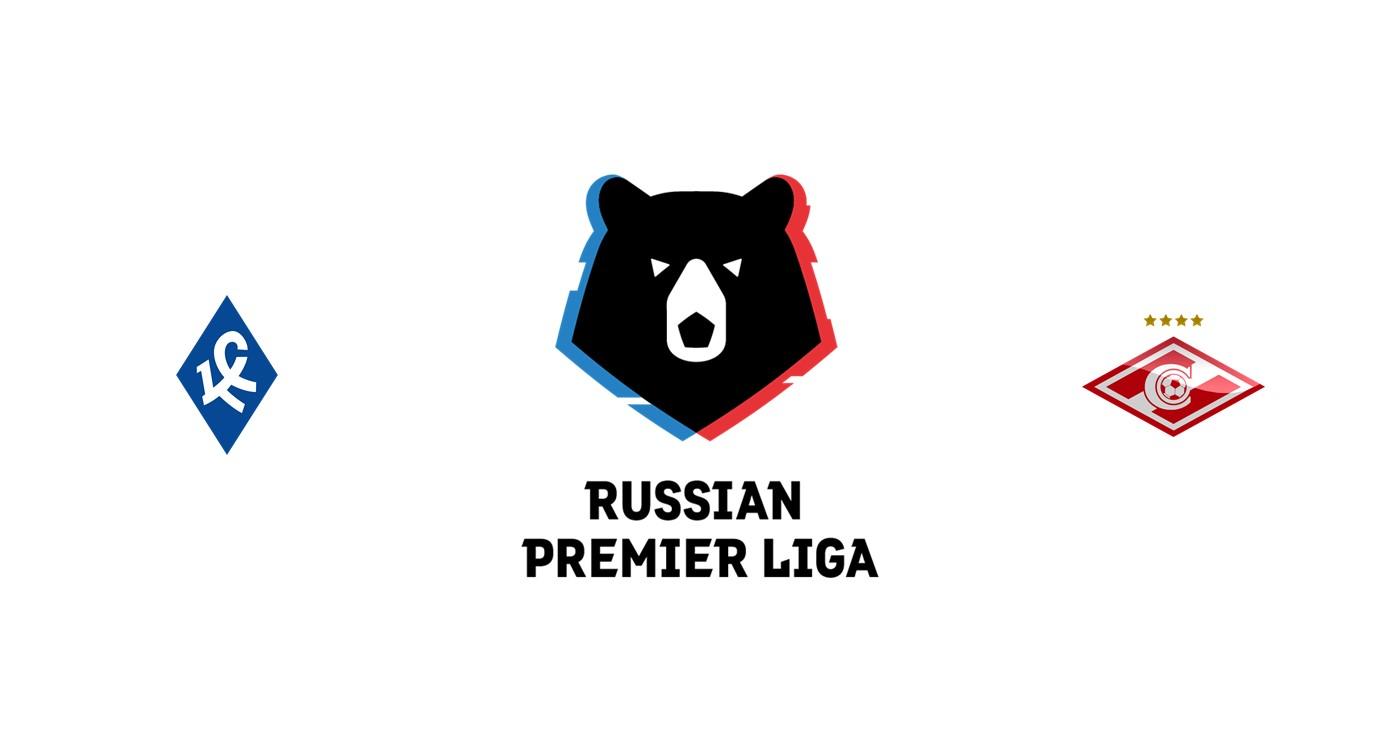 Krylia Sovetov vs Spartak Moscú