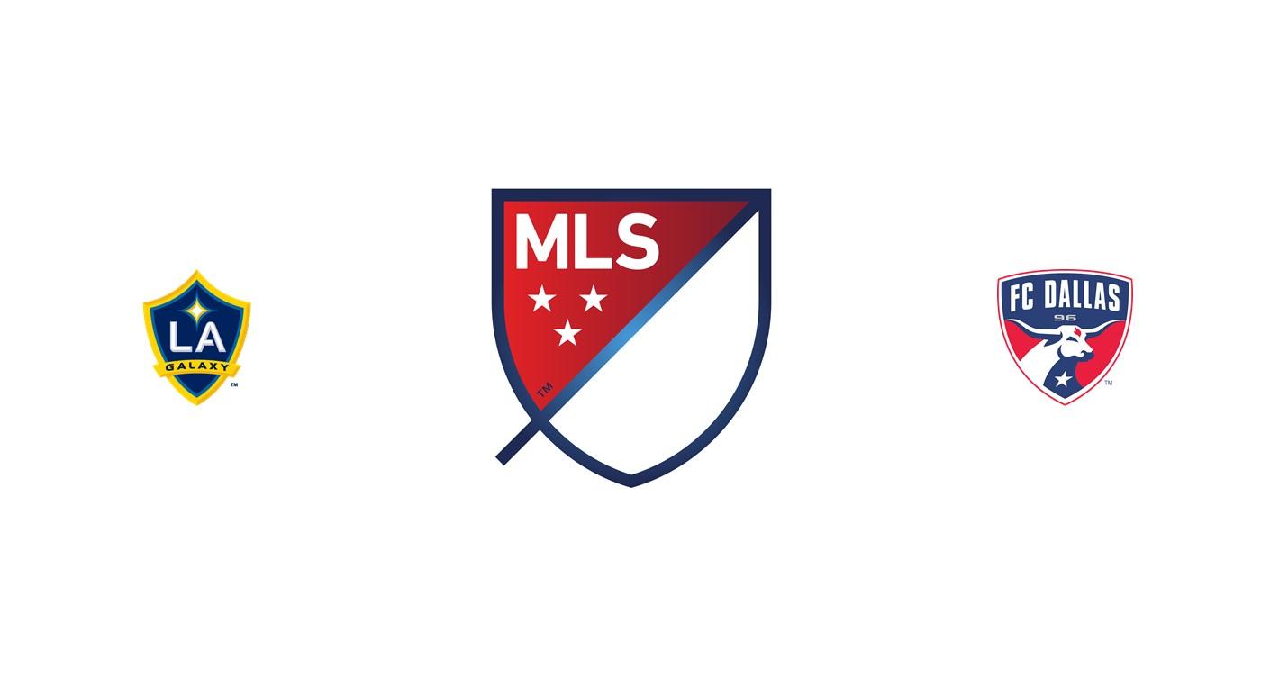 LA Galaxy vs FC Dallas