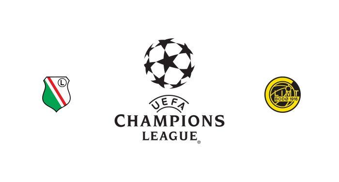 Legia vs FK Bodo Glimt Previa, Predicciones y Pronóstico