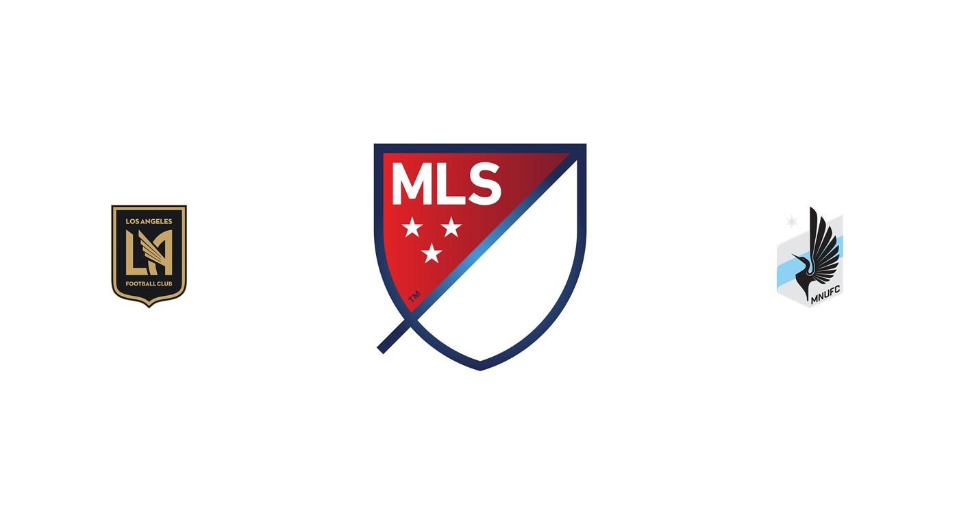 Los Ángeles FC vs Minnesota United