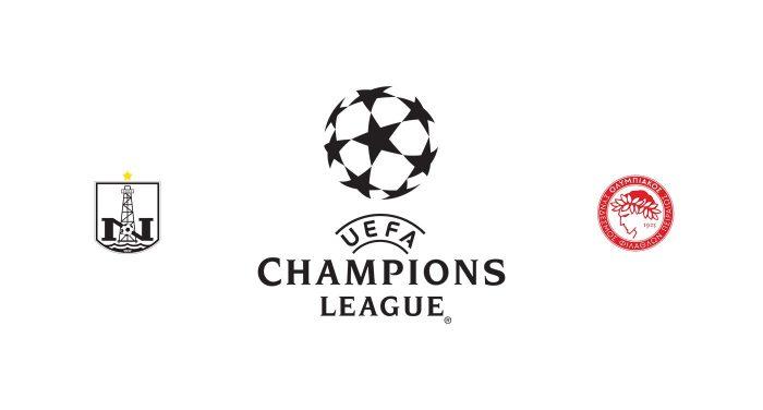 Neftchi Baku vs Olympiakos Previa, Predicciones y Pronóstico