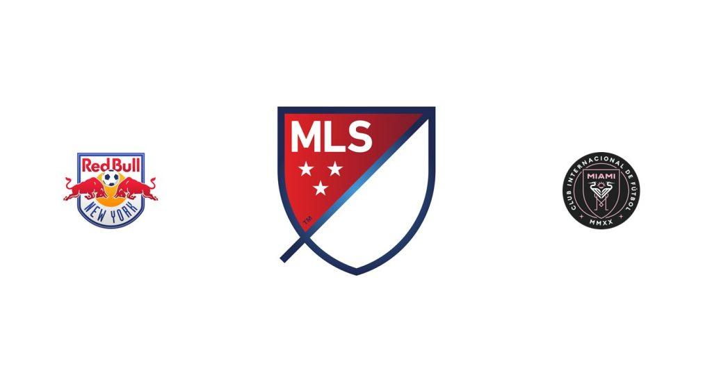 New York Red Bull vs Inter Miami Previa, Predicciones y Pronóstico