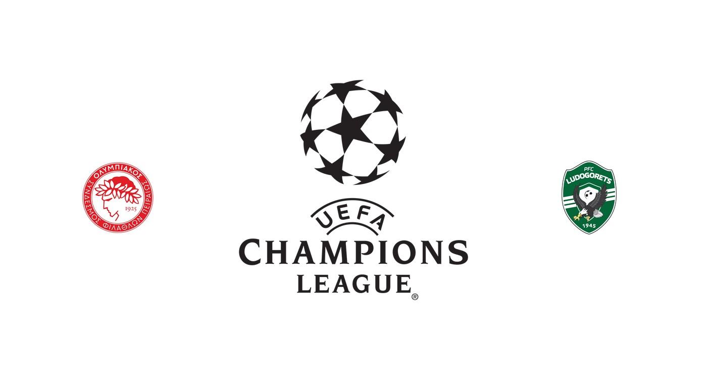 Olympiakos vs Ludogorets