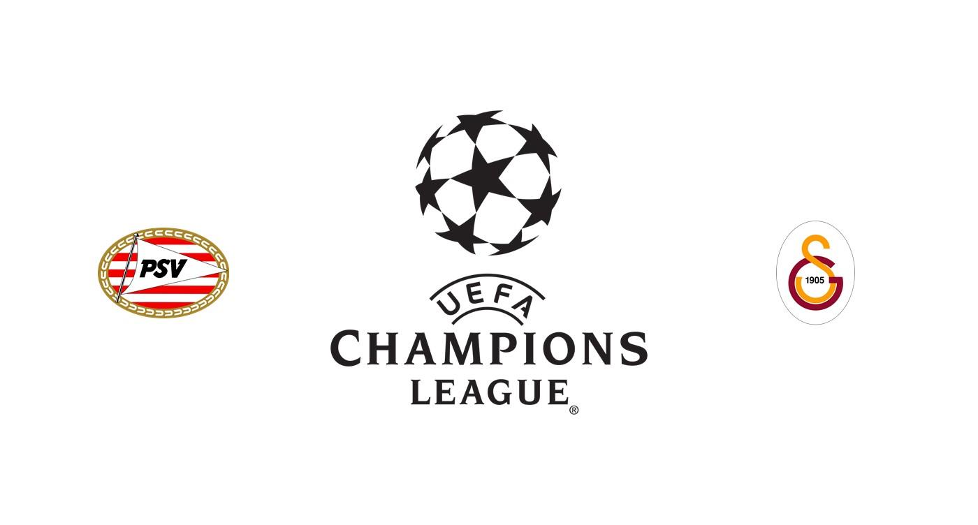 PSV vs Galatasaray