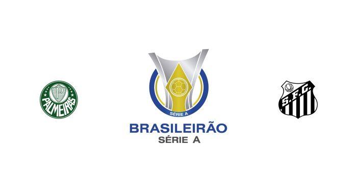 Palmeiras vs Santos Previa, Predicciones y Pronóstico