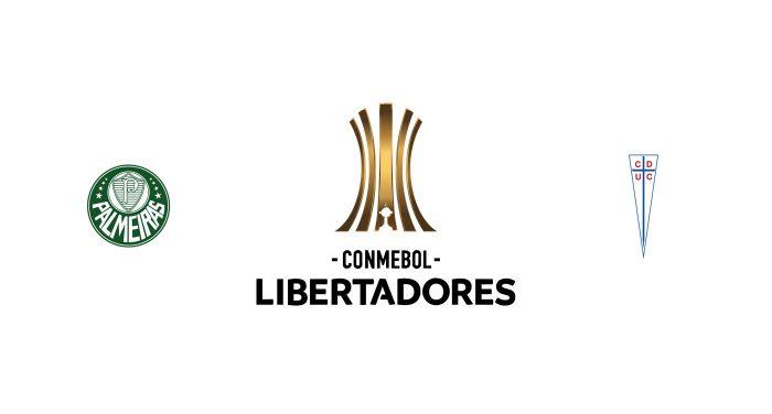 Palmeiras vs Universidad Católica Previa, Predicciones y Pronóstico