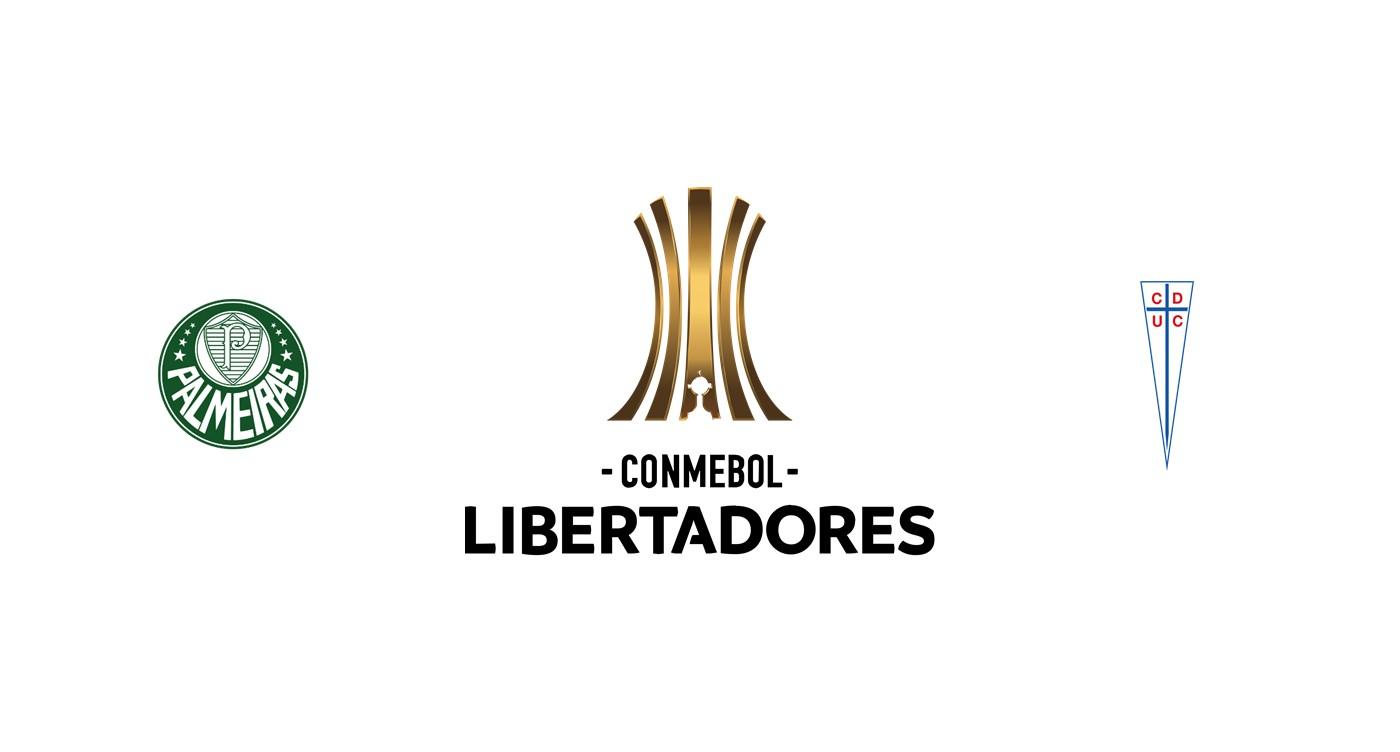 Palmeiras vs Universidad Católica