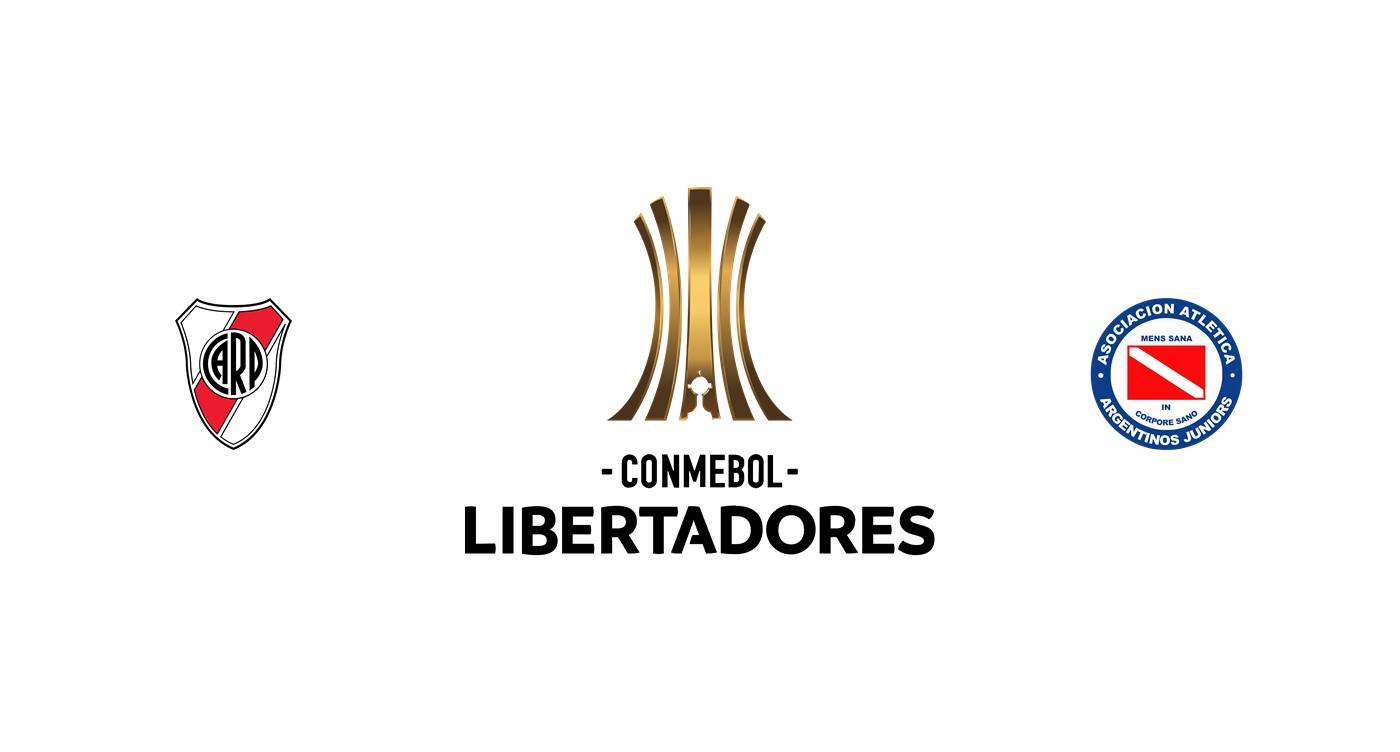 River Plate vs Argentinos Juniors