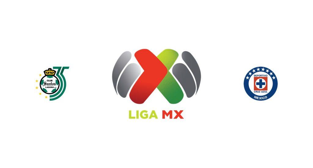 Santos Laguna vs Cruz Azul Previa, Predicciones y Pronóstico