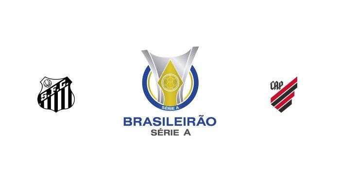 Santos vs Athletico Paranaense Previa, Predicciones y Pronóstico